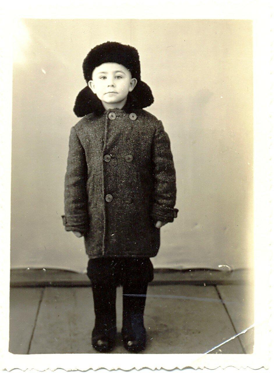 Из жизни в Сибири... Около середины 60-х ... (2).jpg