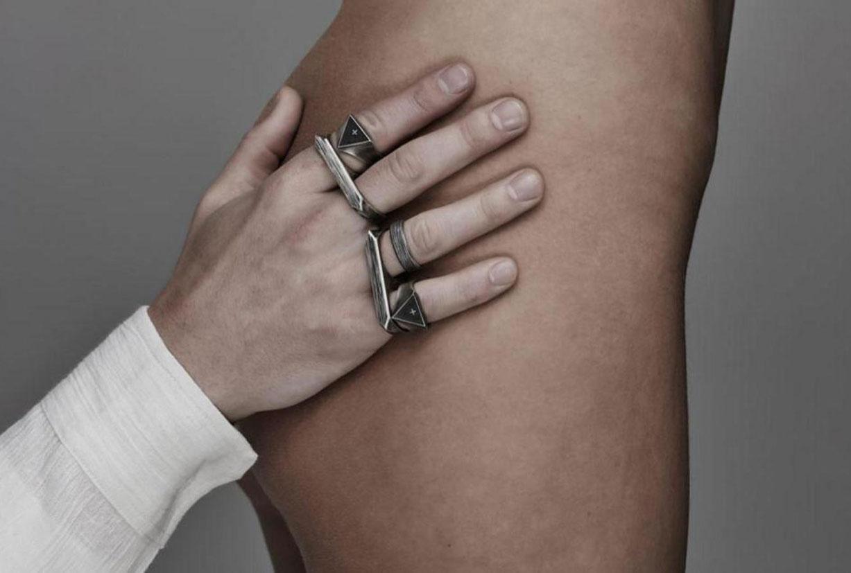 сексистская реклама ювелирных изделий I Love Ugly Jewelry
