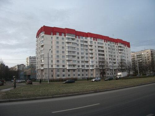 Гражданский пр. 122к1