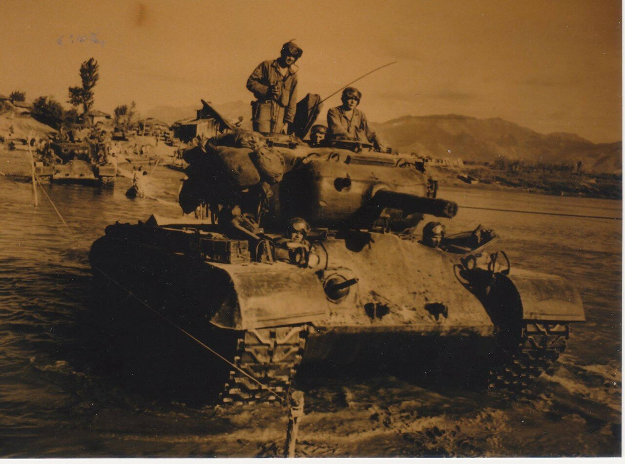 Танковая фотогаллерея