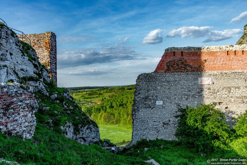 Ольштын. Ольштынский замок