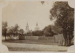 Церковь Иконы Божией Матери Казанская