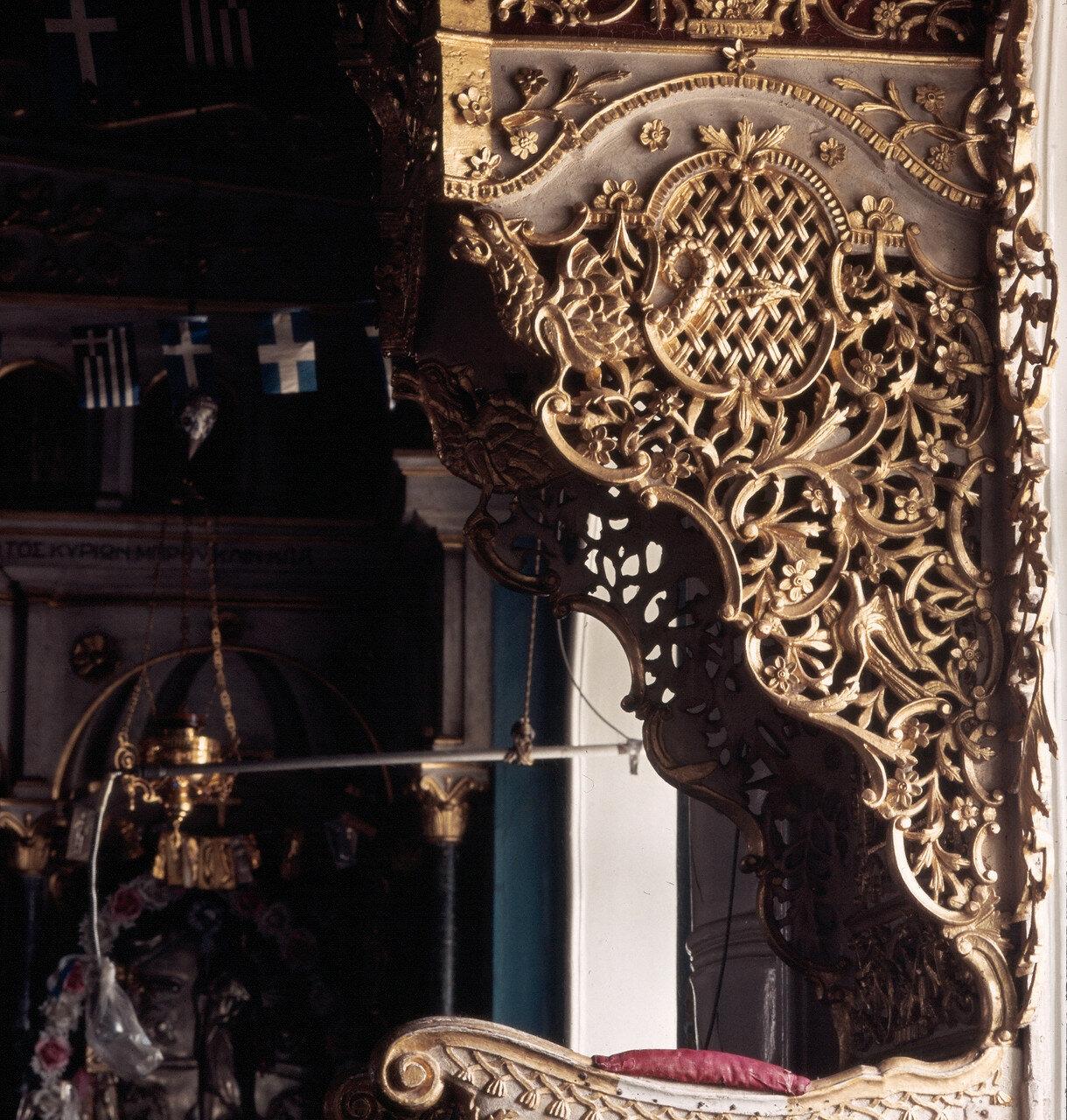 Северный Хиос. Монастырь Агиа Маркелла. Церковь для паломников XIX века