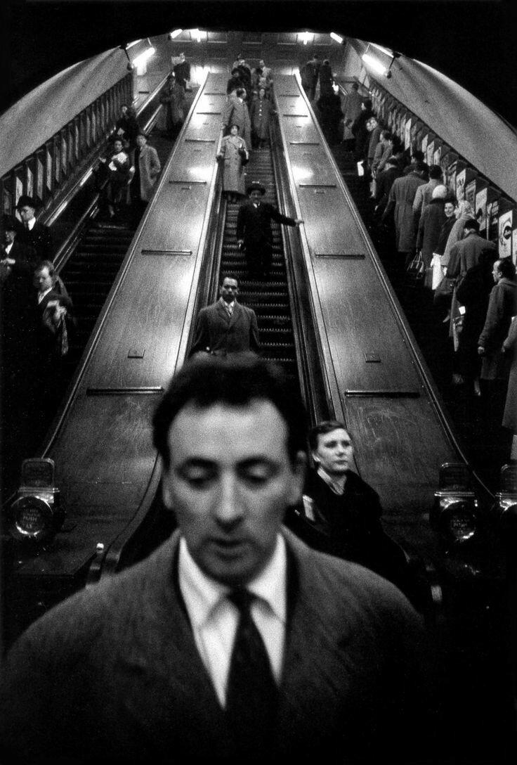 1959. Станция «Бейкер Стрит»