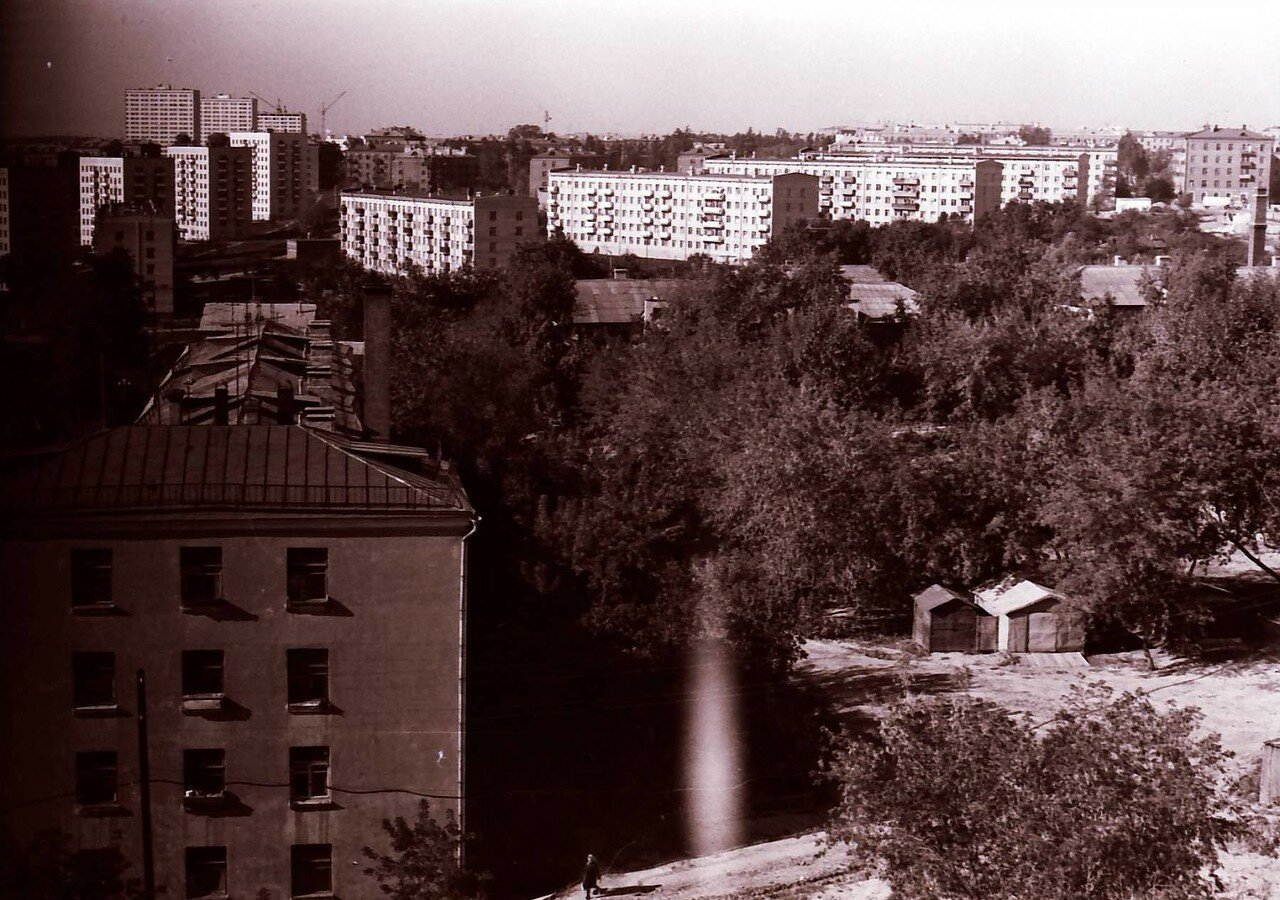 1968. Улица Кутузова