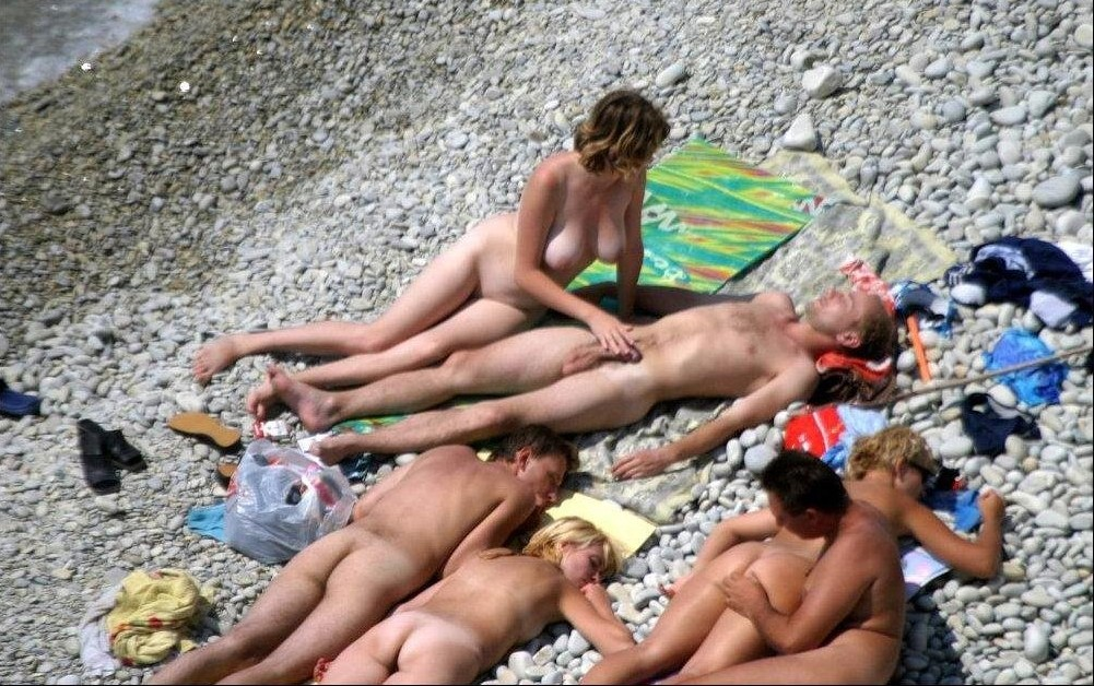 Foto beach nudist 50448 фотография