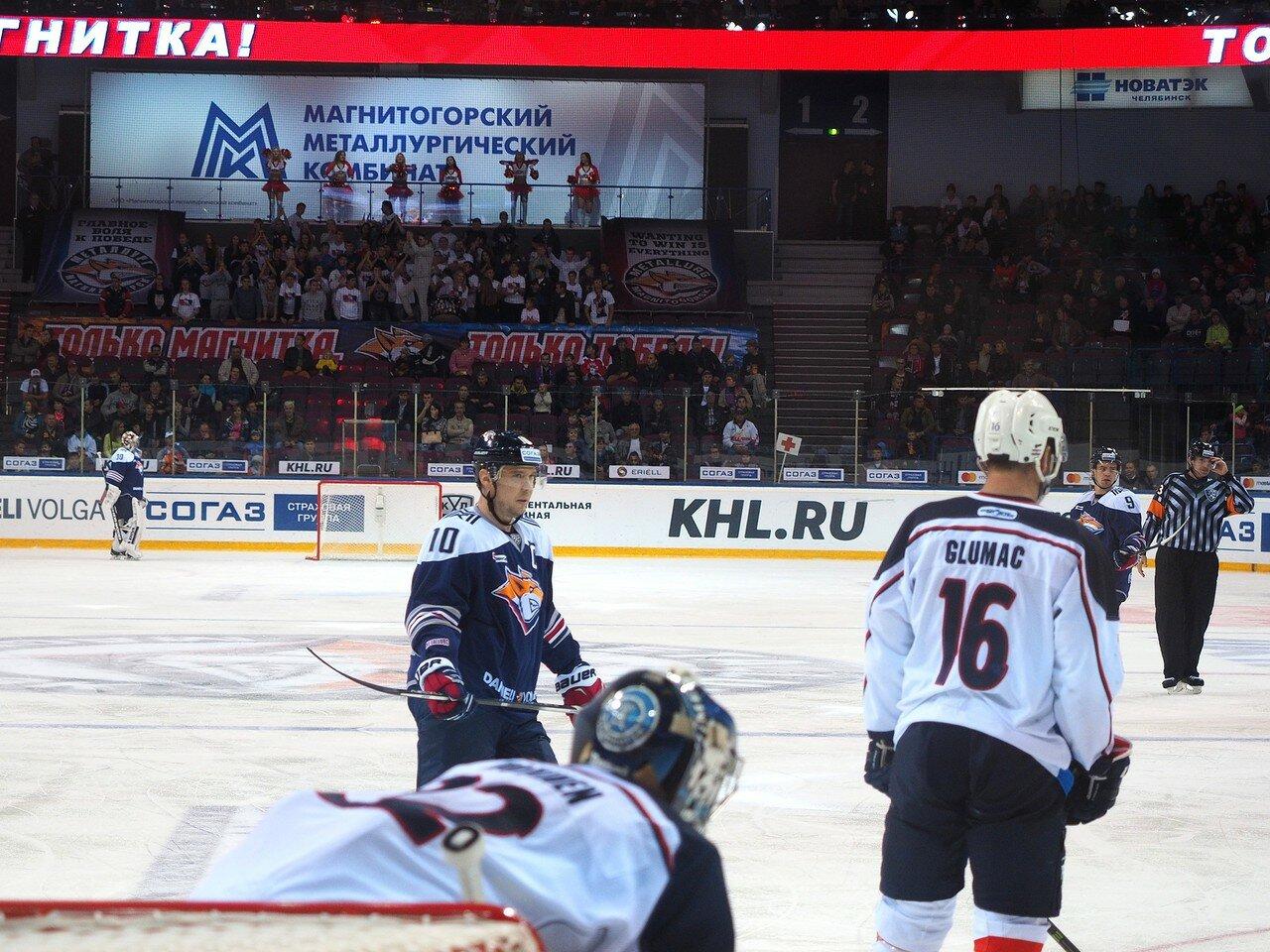 60Металлург - Медвешчак 23.09.2016