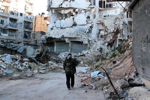 Россия не будет бомбить Алеппо 3 суток по 11 часов