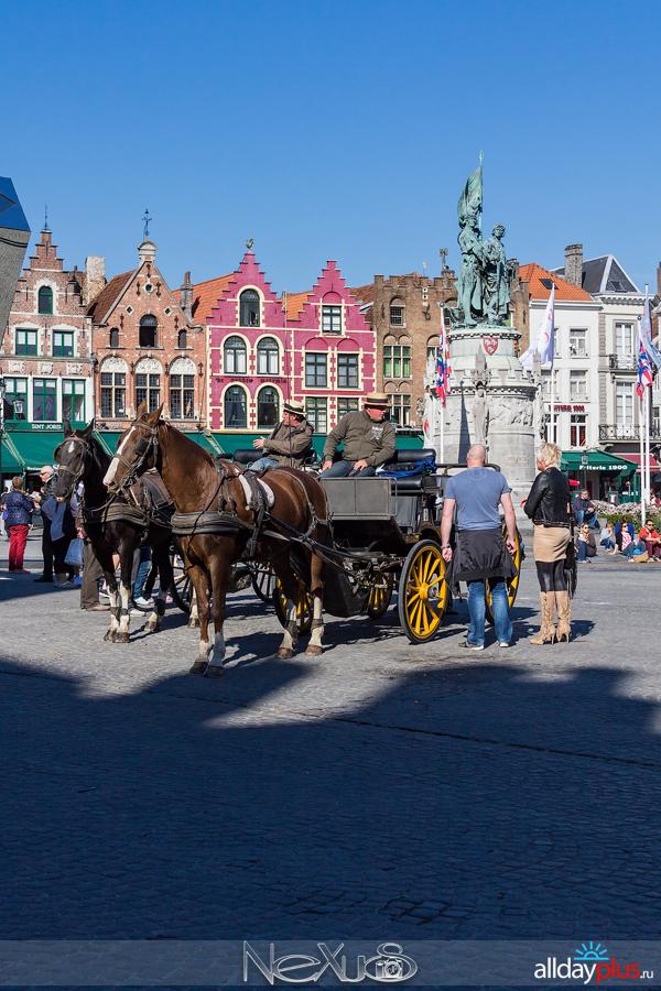 Три дня, три страны, три города #2   город Брюгге #1.