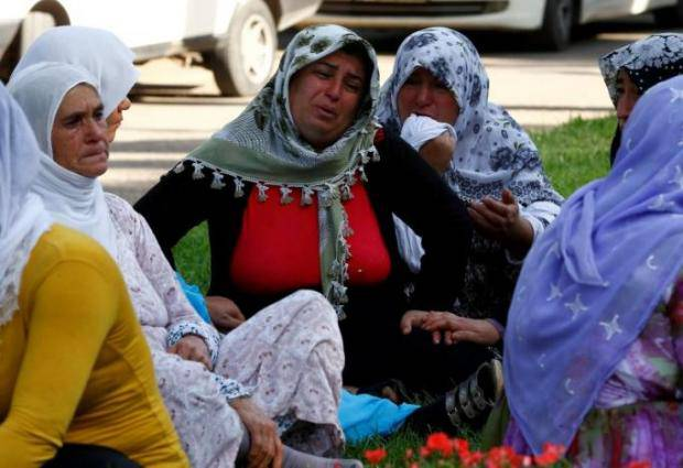 Десятки убитых: В Турции смертник подорвал свадьбу