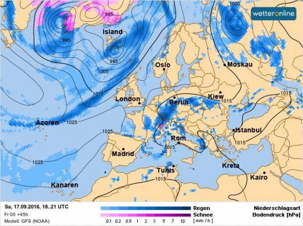 На следующей неделе в Украину придет резкое похолодание, - синоптик