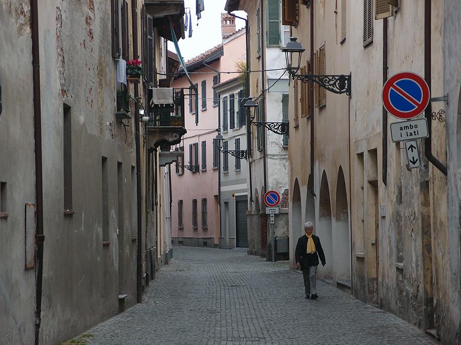 """Суза, Верчелли, Савильяно - """"вершины"""" пьемонтского треугольника. Фотографии."""