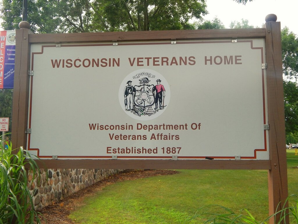 Wisconsin Veterans Home at King.