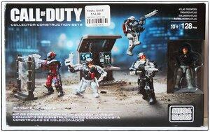 "Фотообзор Mega Bloks Call of Duty - ""Atlas troopers"""