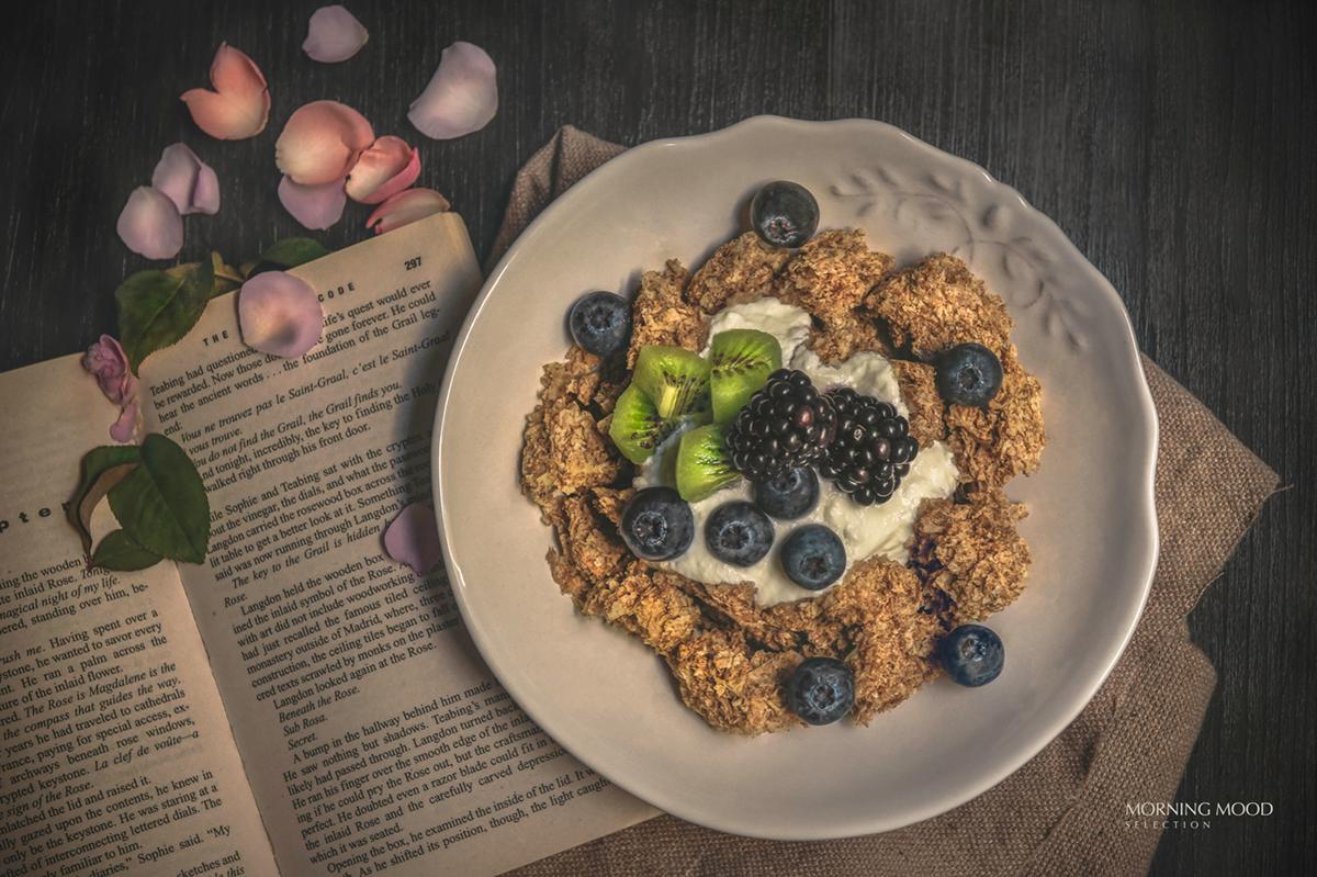 Morning food Kamal Rizk / Завтрак