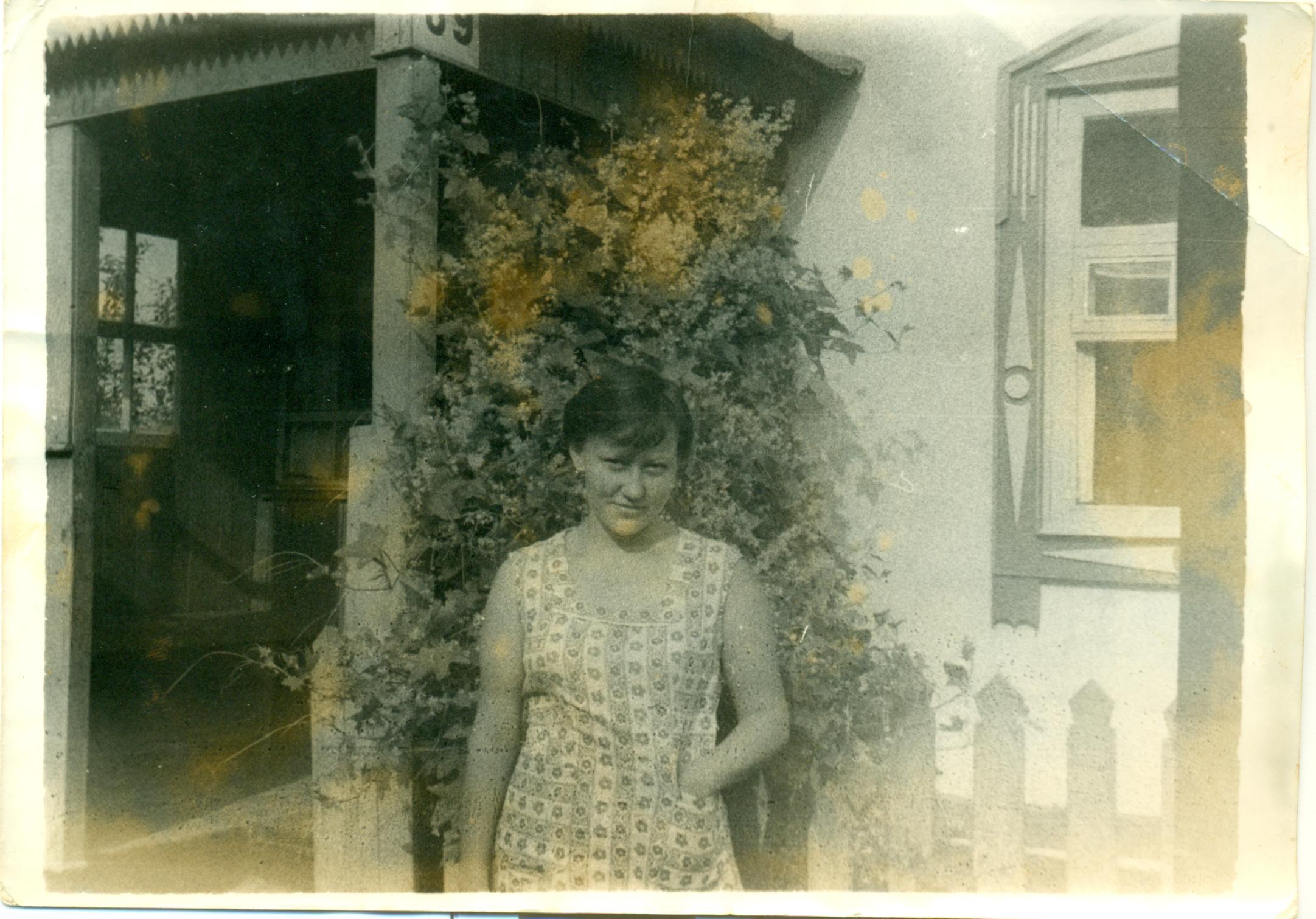 Мама с подругами. 35 лет назад