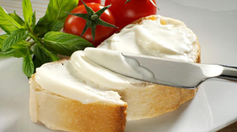 Сливочный сыр из ряженки