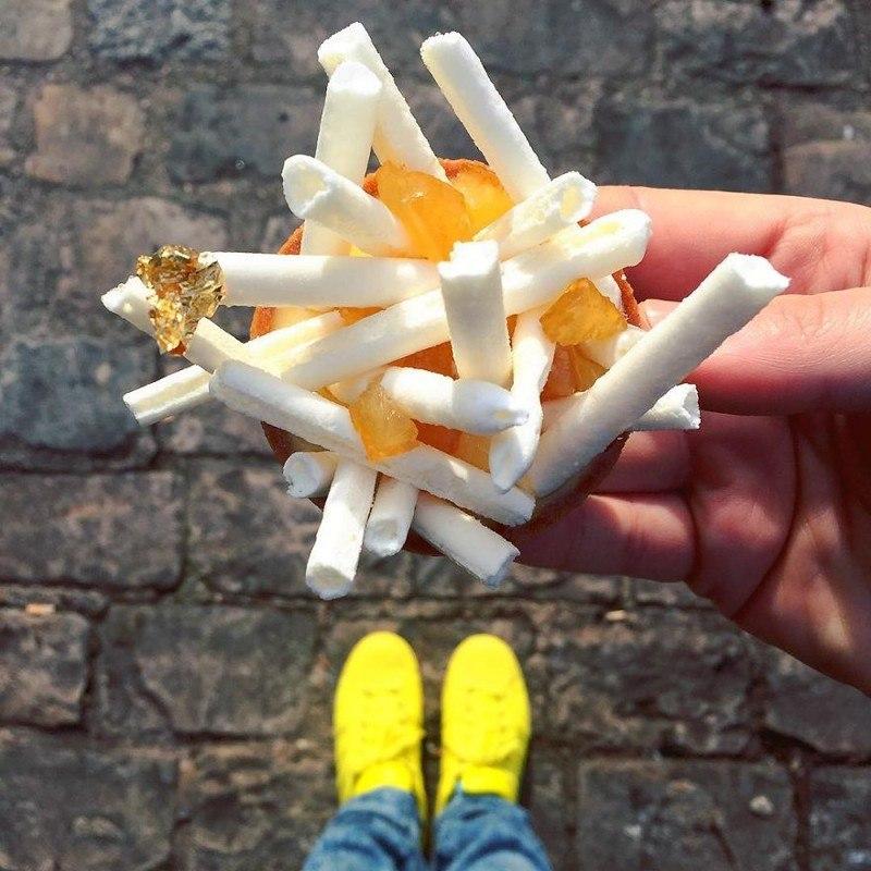 Парижские сладости в фотографиях графического дизайнера и кондитера Таля Шпигеля (10 фото)
