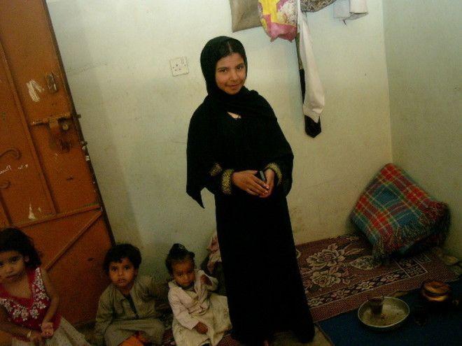 История Нуджуд Али стала известна всему миру в 2008 году. Десятилетняя жена из Йемена сама пришла в