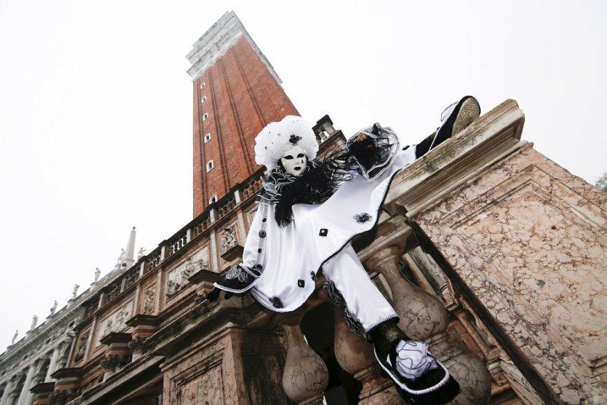 19. Венецианский карнавал, 30 января 2016.
