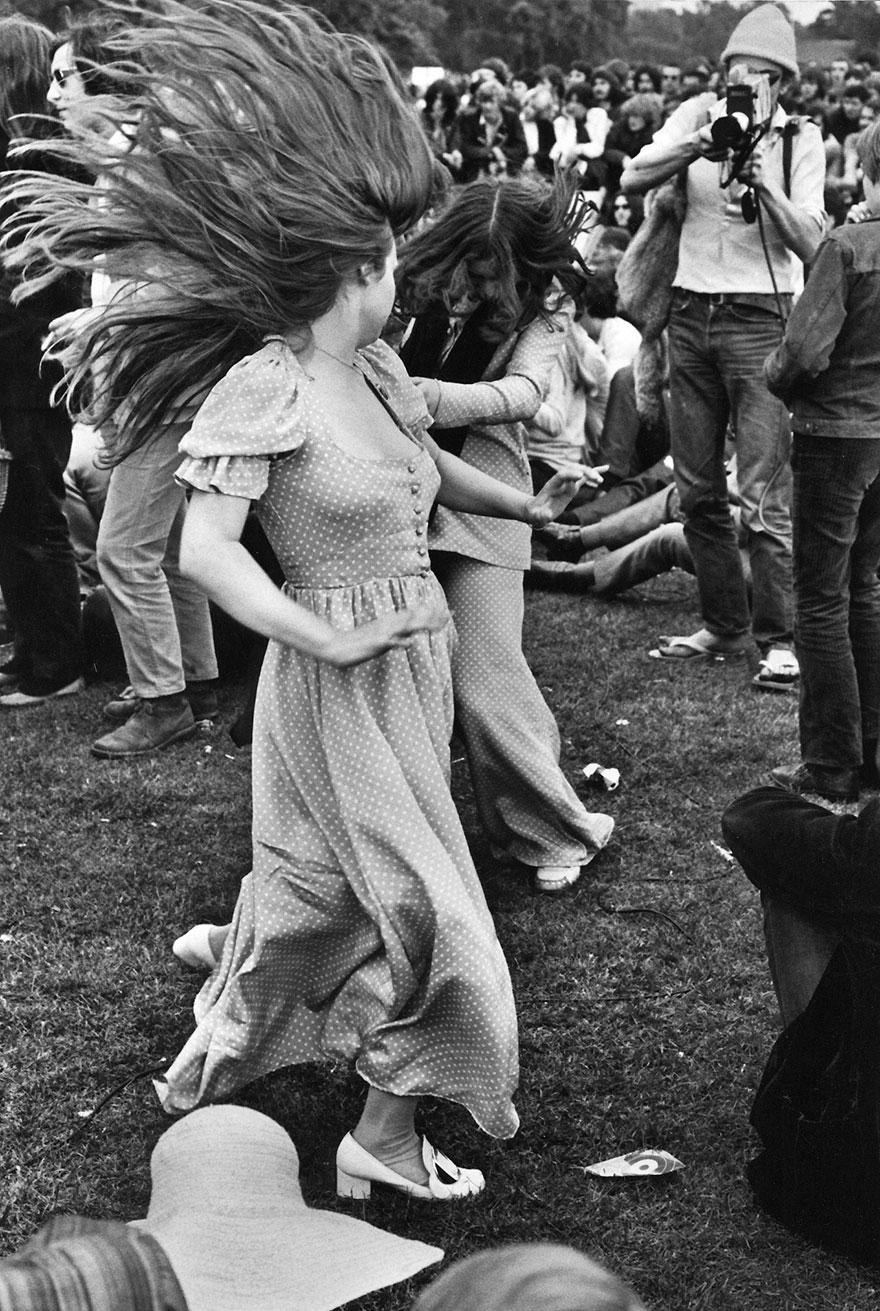"""Роковые девушки фестиваля """"Вудсток"""" 1969 года"""