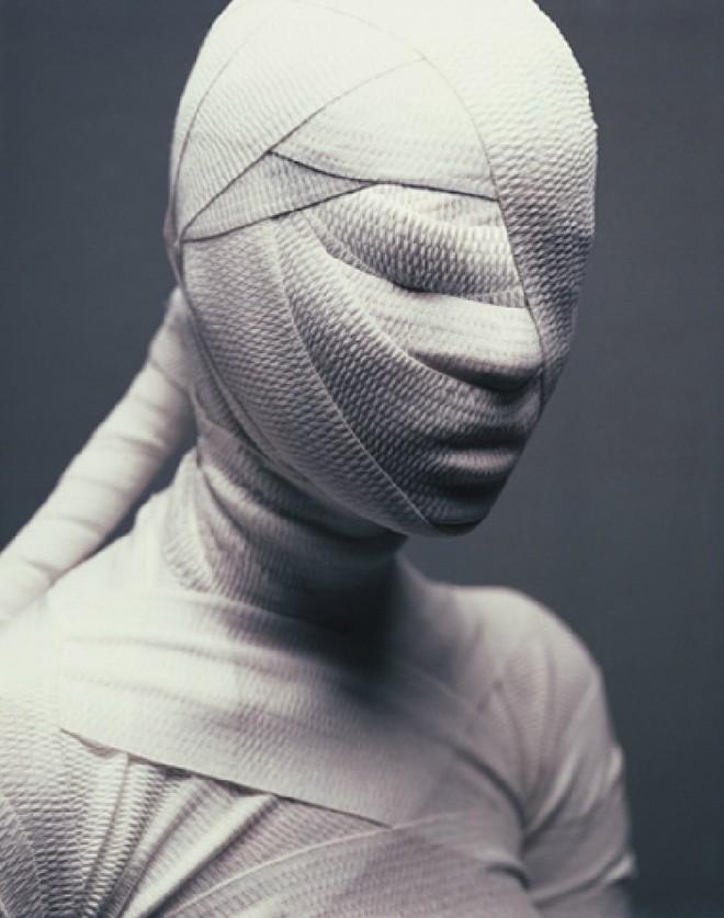 Египтяне, прежде чем сделать мумию, дожидались, пока человек умрет. Сегодняшние энтузиасты спешат жи