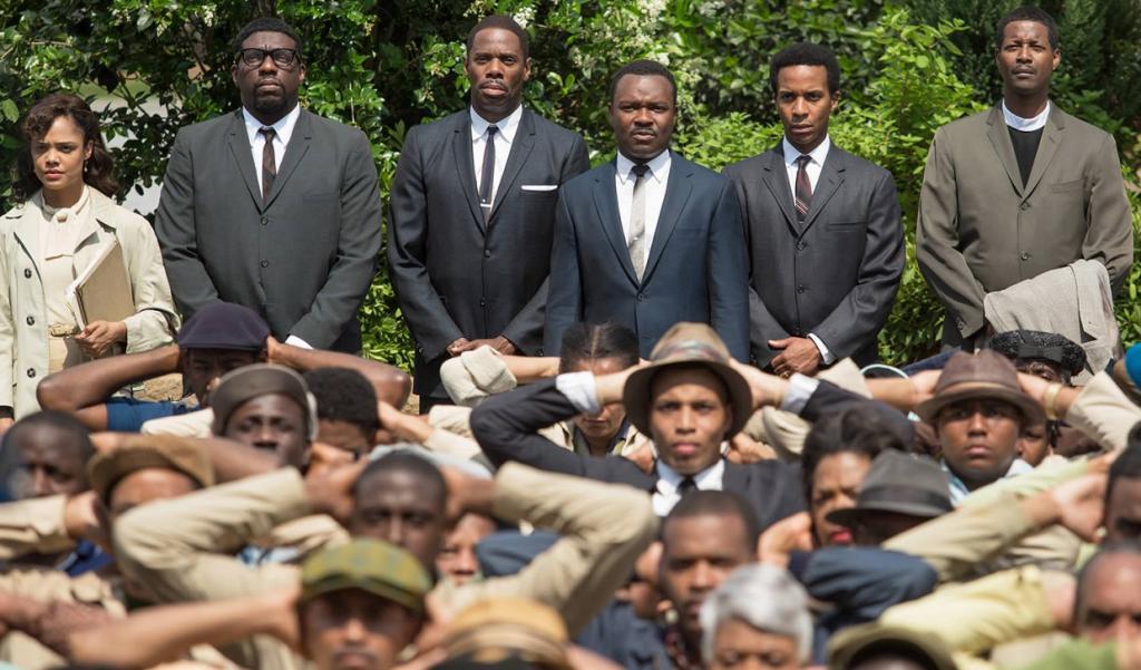 Режиссёр Ава Дюверней воссоздала знаковый момент из американского движения за гражданские права в ис