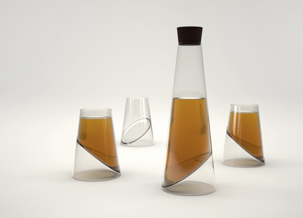 Один стакан для всего