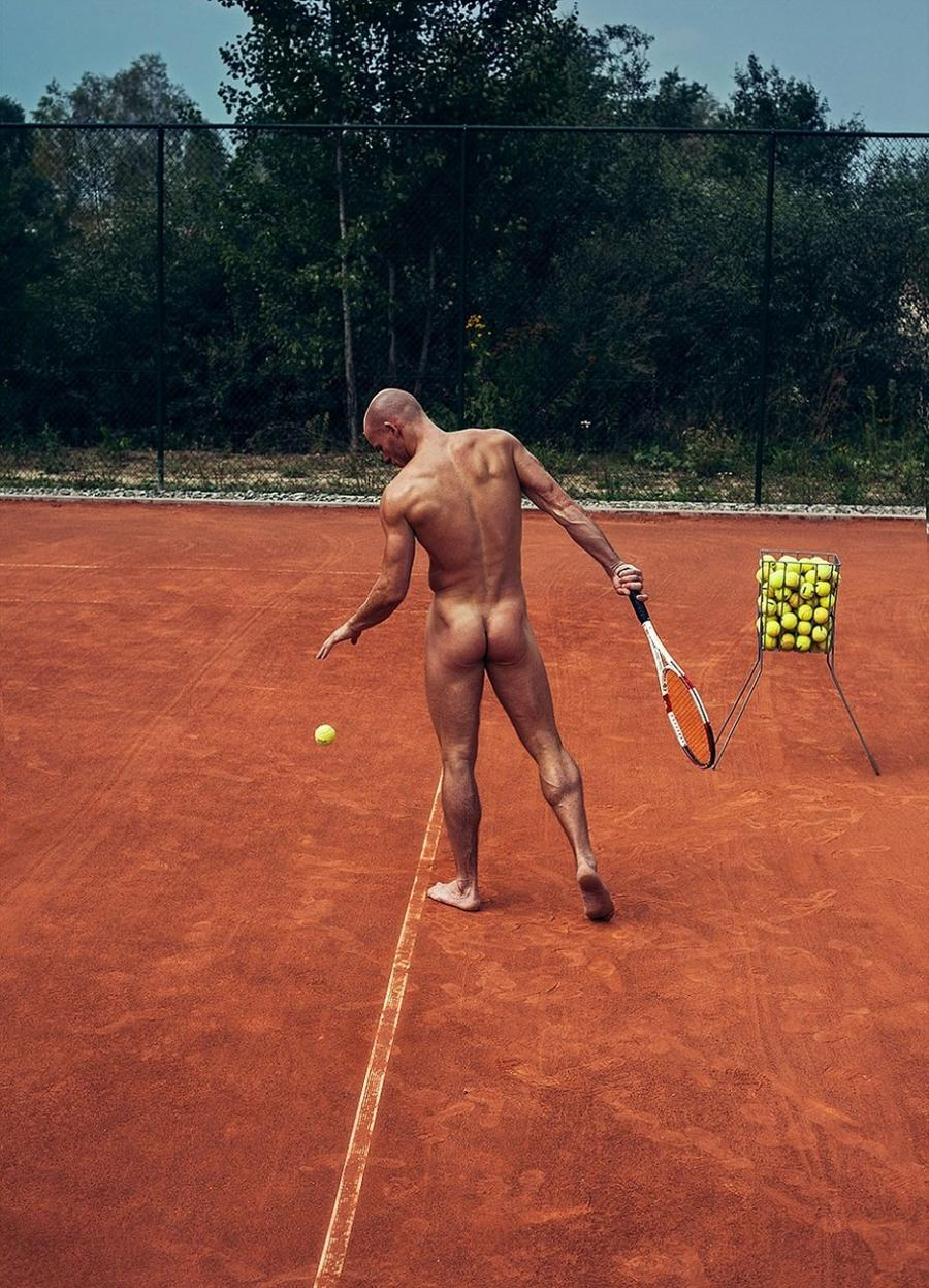 10. Теннисист Доминик Крузел (Dominik Kruzel).
