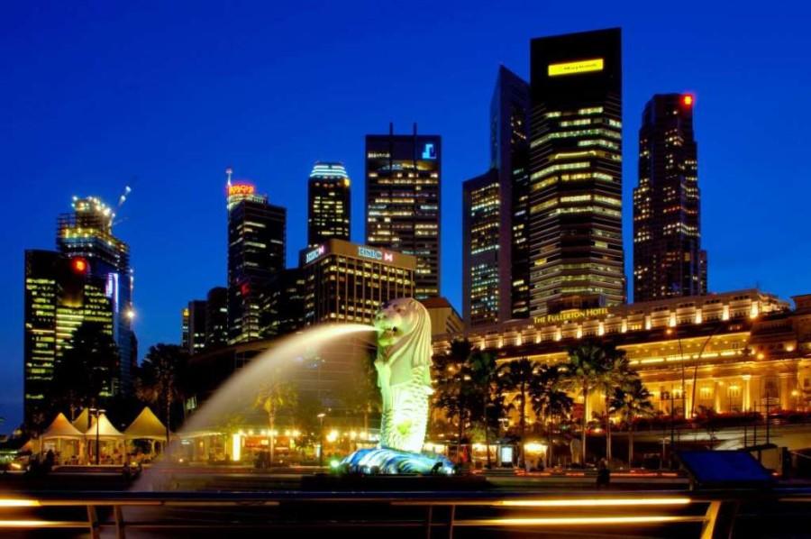 17. Сингапур. Гамбургер с картофелем фри и напитком — 23,49$, чашка кофе — 6,06$, бокал вина — 13,97