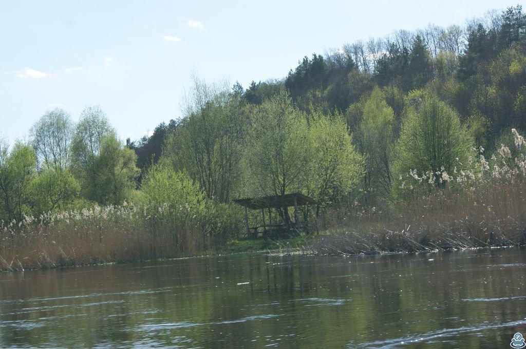 Столик на берегу Ворсклы