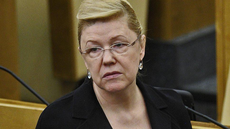 Елена Мизулина предложила снизить возраст уголовной ответственности
