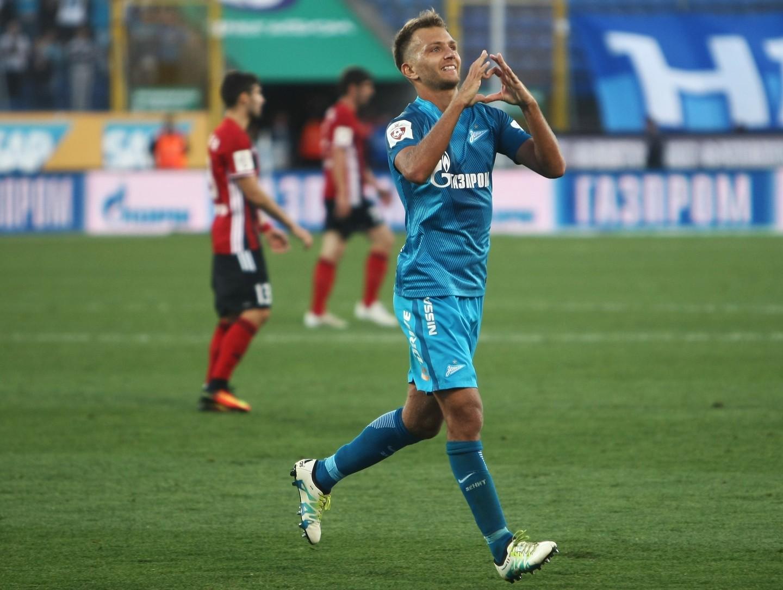 «Зенит» сыграет нановом стадионе уже вданном сезоне