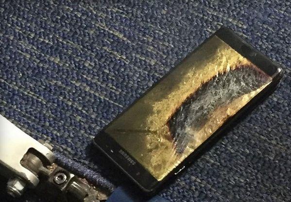 Самсунг запланировала рост прибыли вопреки отзыву Galaxy Note 7