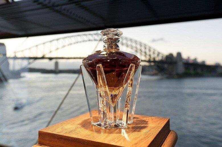 Юбилейный виски Diamond Jubilee от Johnnie Walker – $165000 алкоголь, стоимость