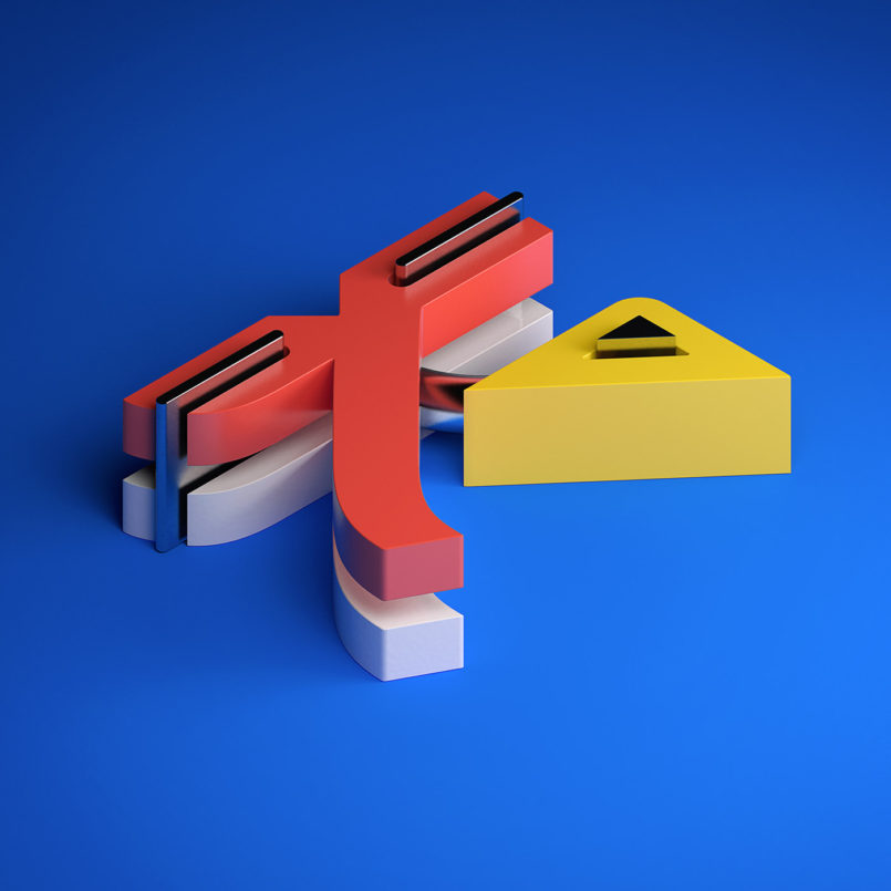 Alphabet: Creative Typography by Serafim Mendes