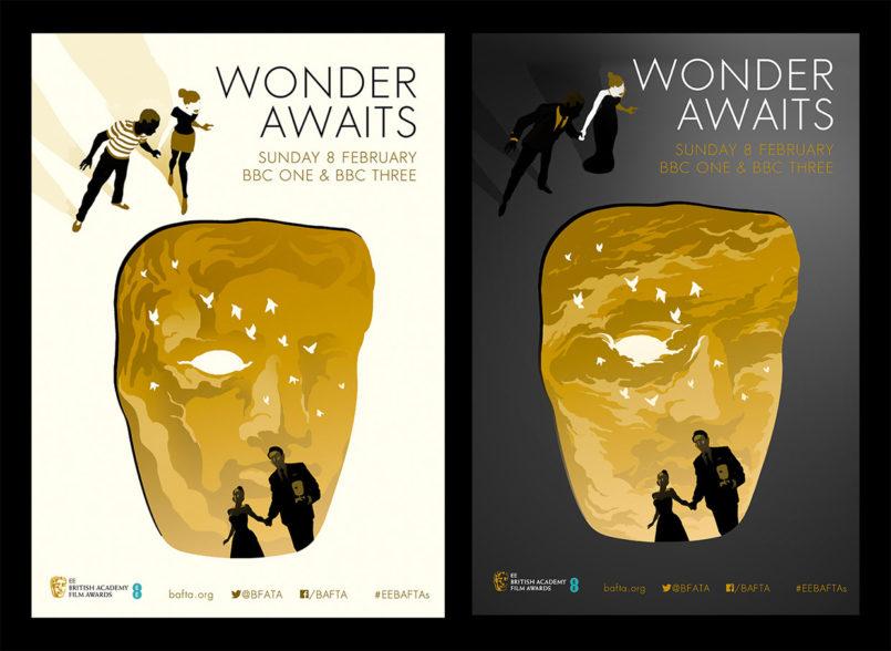 BAFTA 2016 Posters by Levente Szabo