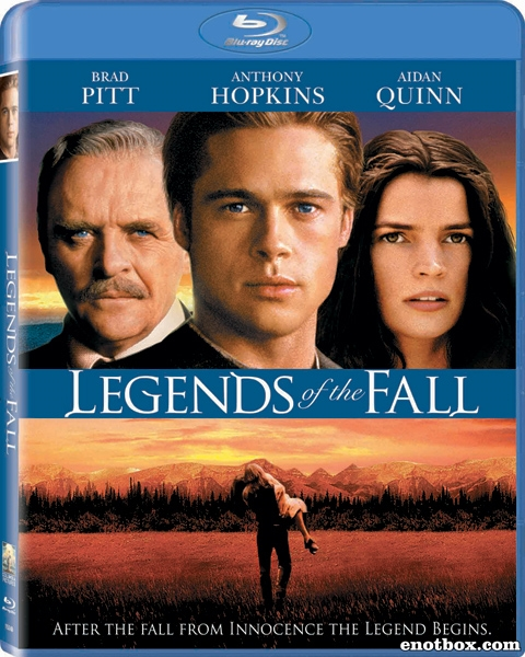 Легенды осени / Legends of the Fall (1994/BDRip/HDRip)