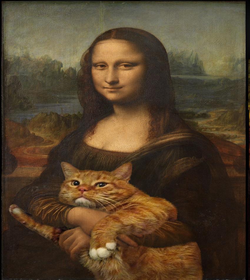 Леонардо да Винчи, Мона Лиза, Подлинная версия