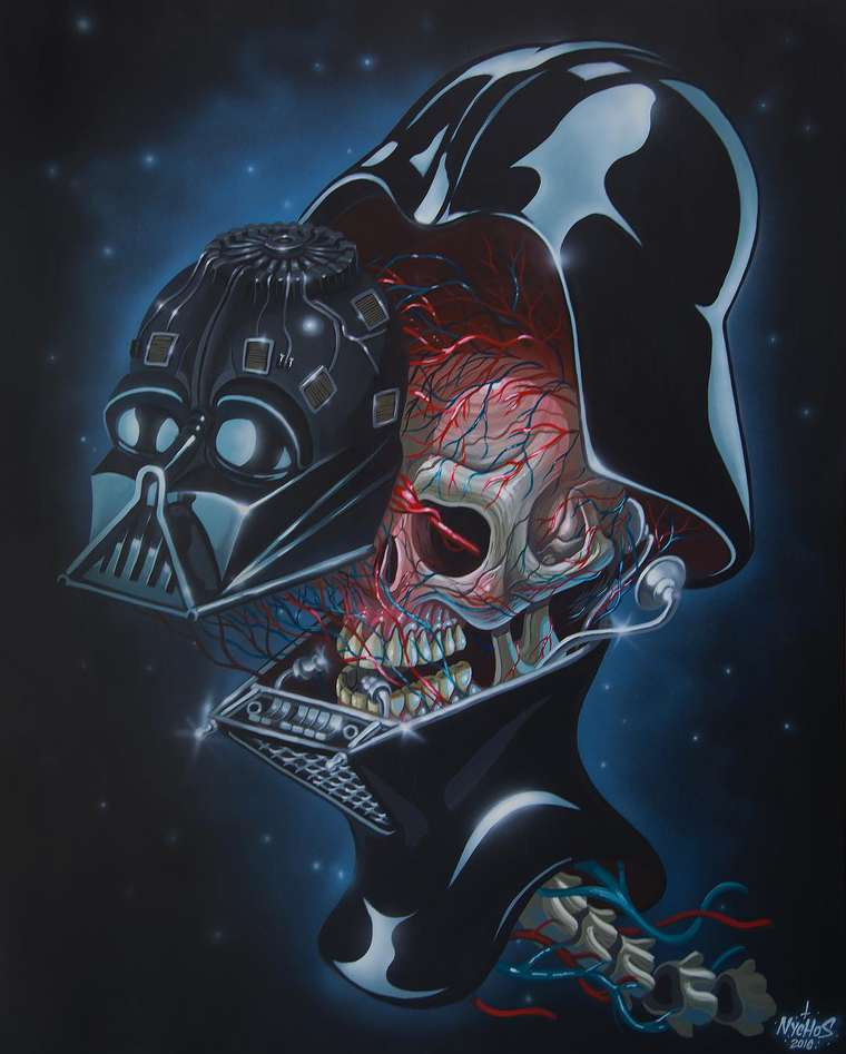 Pop Culture Dissections - The latest creations from Nychos