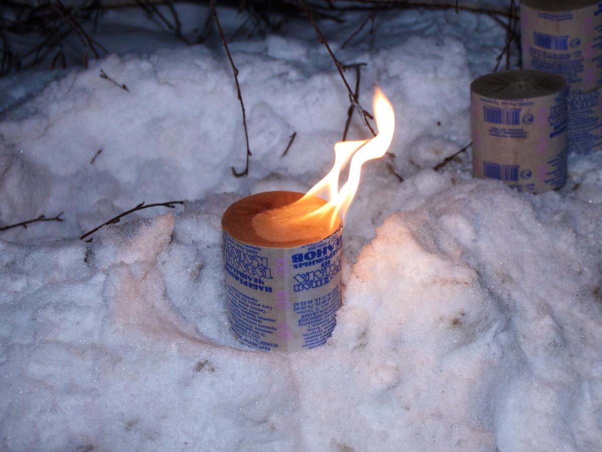 огонь туалетная бумага фото 2
