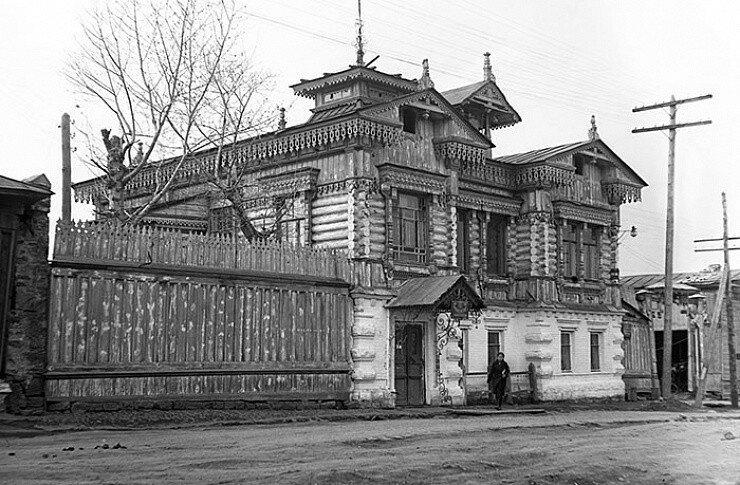 Исторический центр. Часть 1. Улица