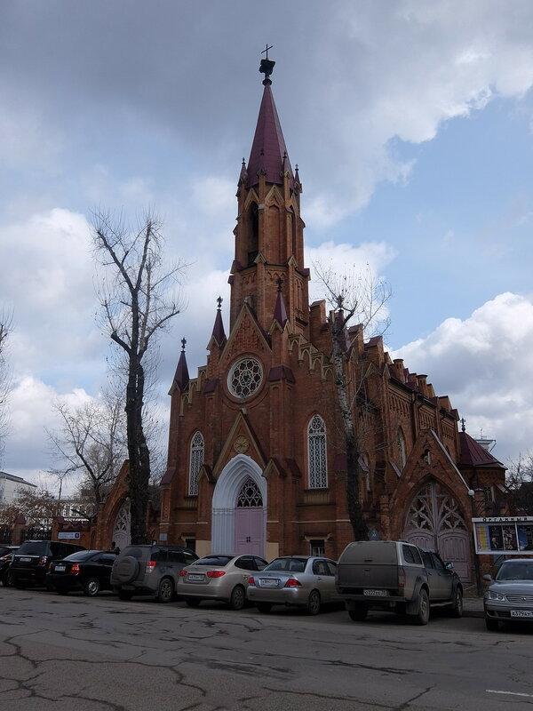 Иркутск - Костел