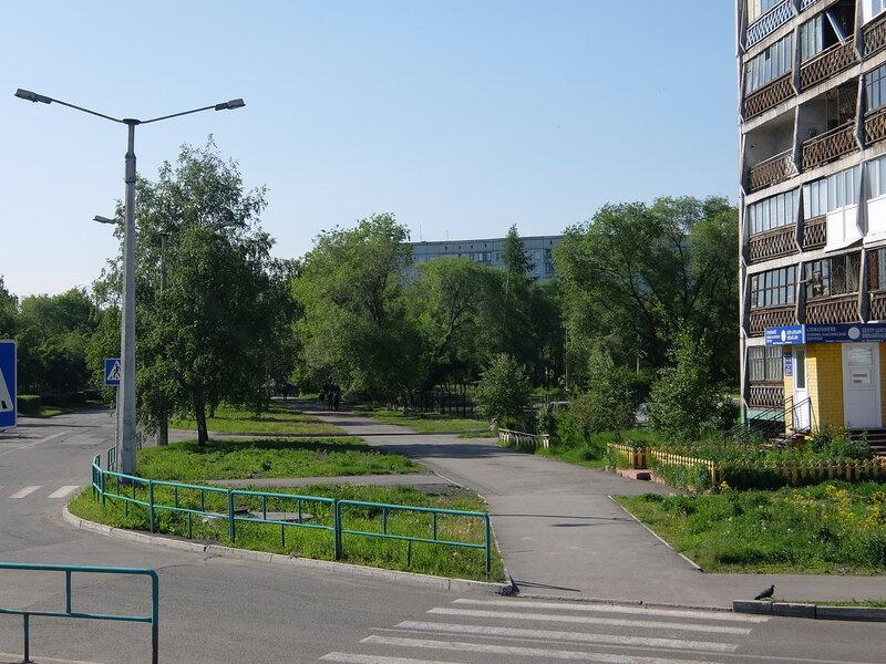 Новокузнецк - Улица Филиппова