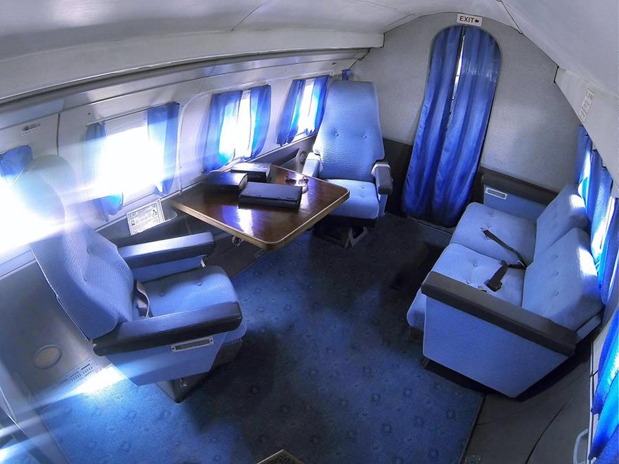 Самолет в хорошие руки