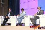 Пресс-конференция компании «Цифровое телевидение»