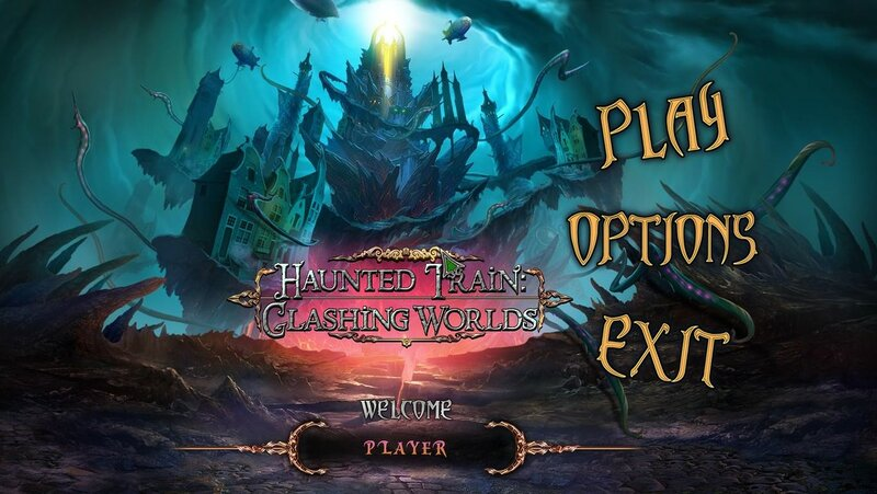 Haunted Train: Clashing Worlds