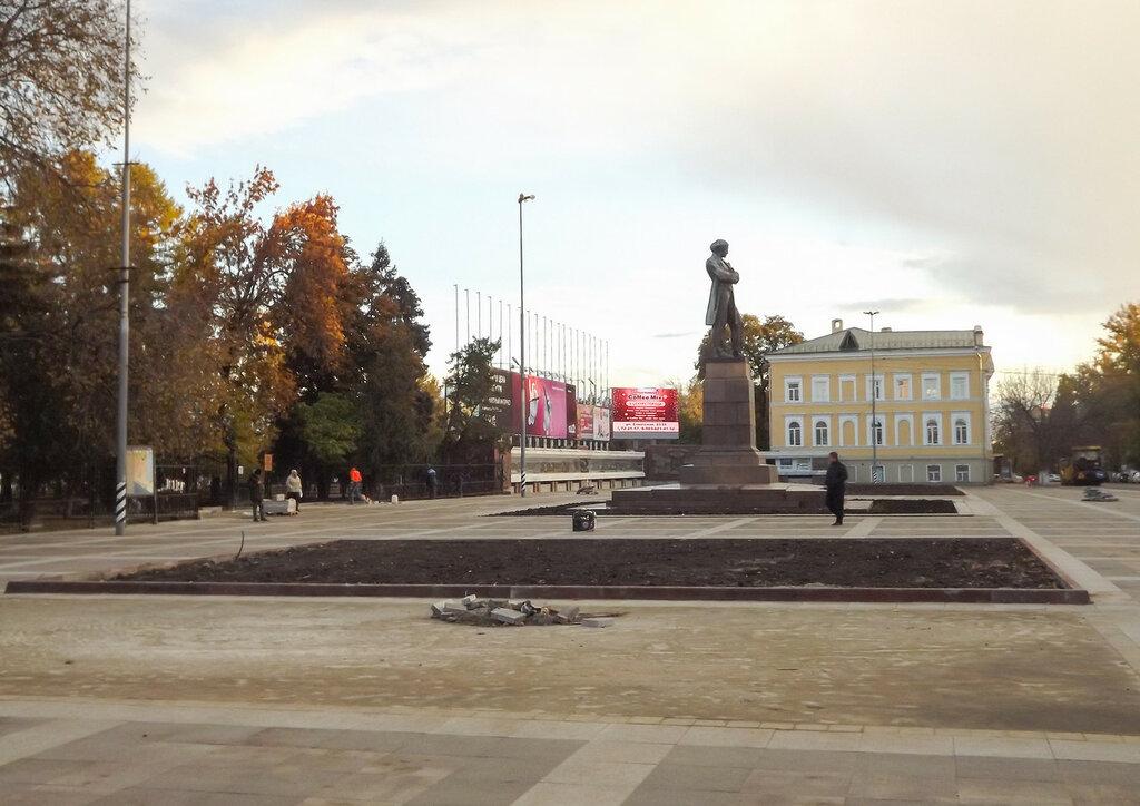 Новая пешеходная зона фото 1