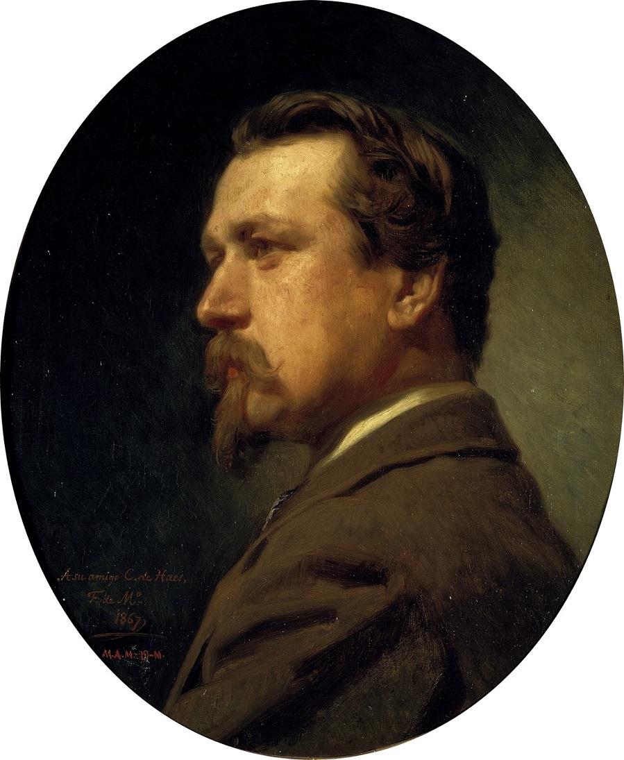 1865-1870_Портрет художника Карлоса де Хаэса (painter Carlos de Haes)_53 х 43.5_х.,м._Мадрид, музей Прадо.JPG
