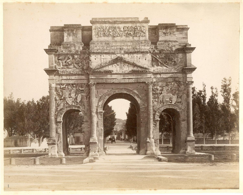 1880. Триумфальная арка